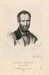 Larsky, 'Auguste Blanqui, ne a Nice 1805', c. 1840s (via Gallica)
